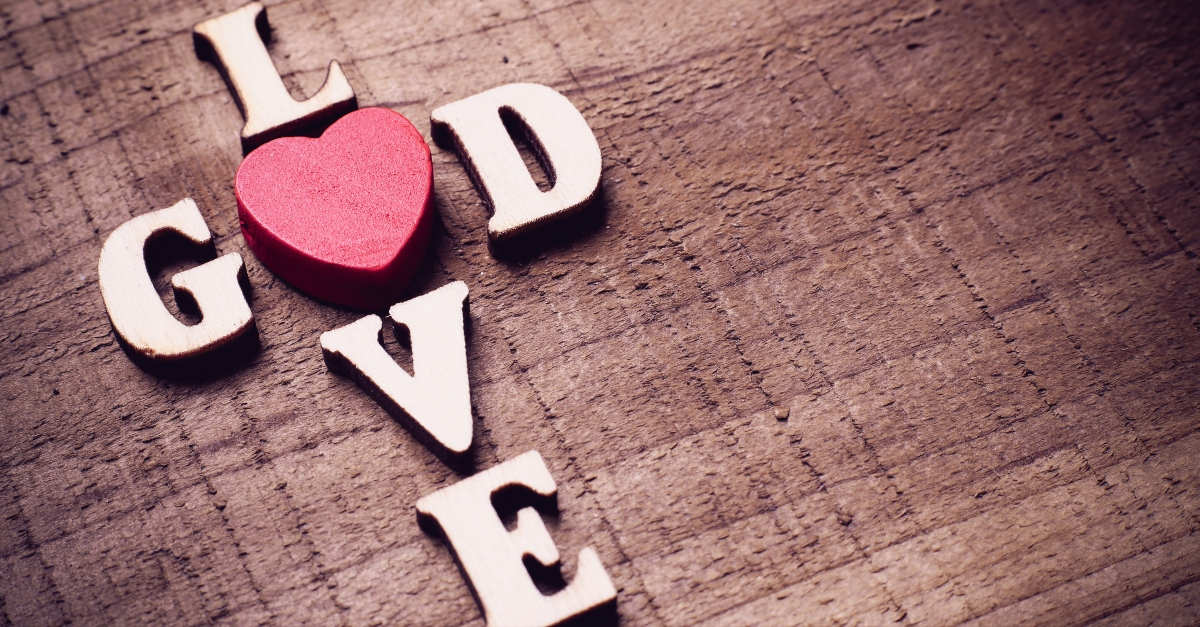 Love is the Soul of the Christian